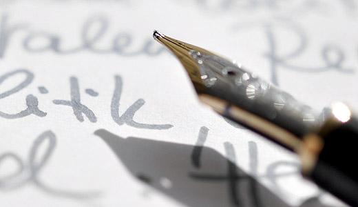 Schreiben . Politische Bildung & Wissensvermittlung