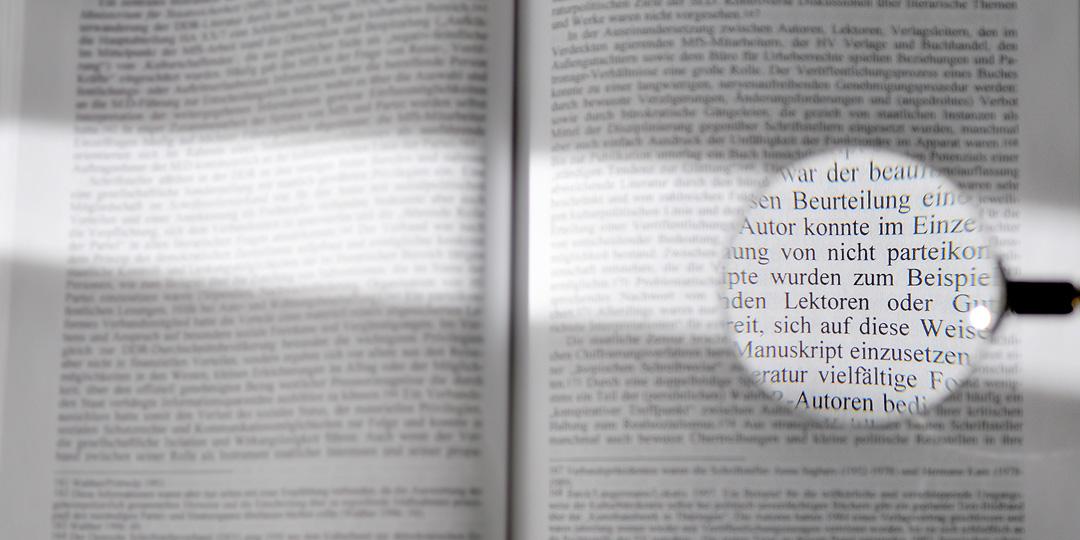 Redigieren . Klare & präzise Sprache in wissenschaftlichen Texte
