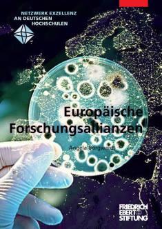 Cover der Publikation Europaeische Forschungsallianzen, die von Dr. Angela Borgwardt geschrieben wurde und 2013 erschienen ist.
